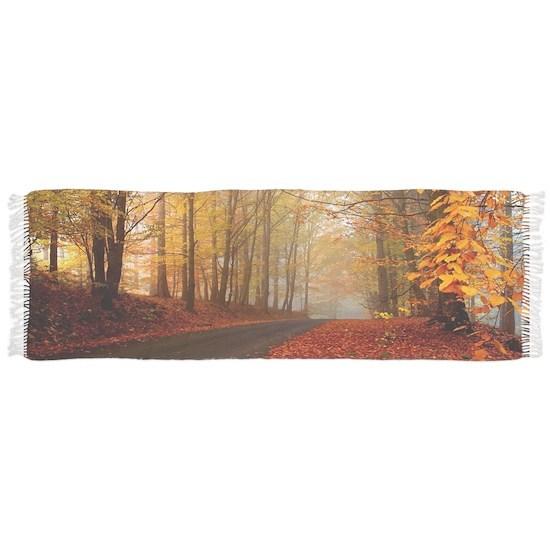 Road At Autumn