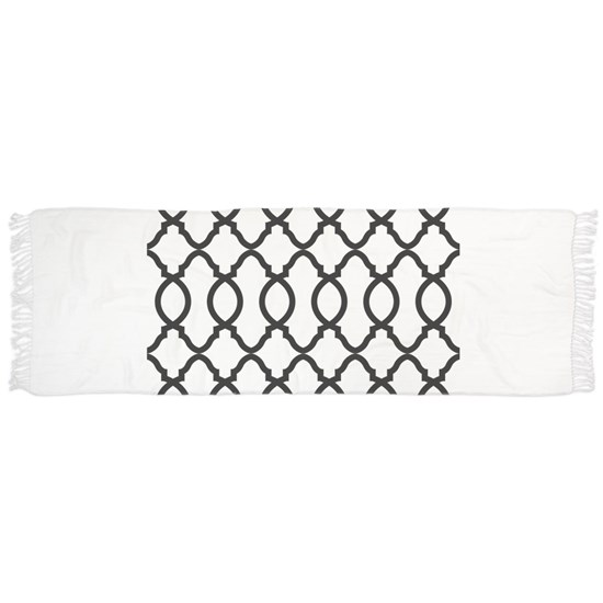 Trendy Moroccan Pattern Decorator Trellis Design
