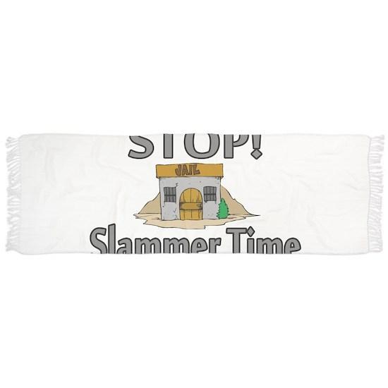 Stop Slammer Time