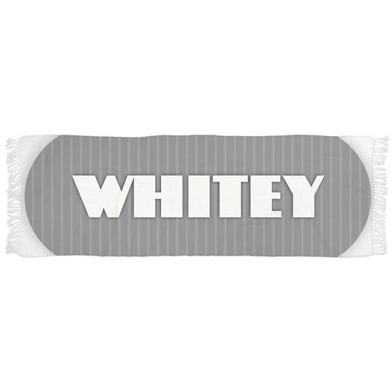 Whitey - White on Gray