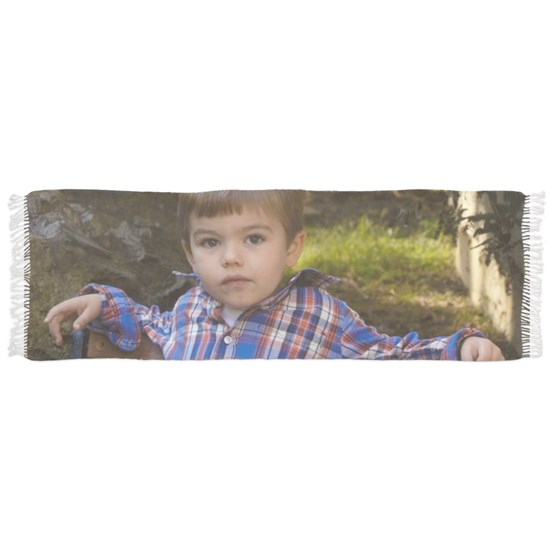 Personalized Photo Scarf