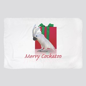 Cockatoo Holiday Scarf