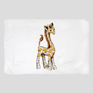 Giraffe Stuffy Scarf