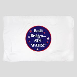 Build bridges... not walls Scarf