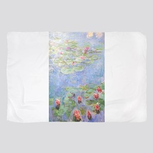 Claude Monet's Water Lilies Scarf