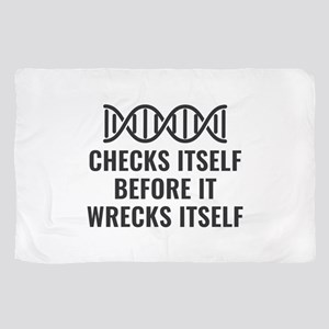 DNA Checks Itself Scarf