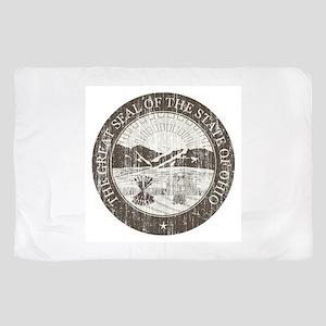 Vintage Ohio Seal Scarf