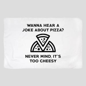Pizza Joke Scarf