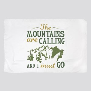 The Mountains Are Calling Scarf