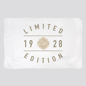 1928 Limited Edition Sheer Scarf