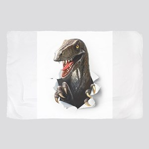 Velociraptor Dinosaur Sheer Scarf