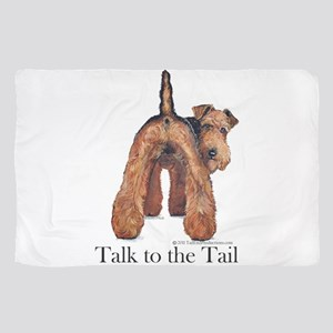 Airedale Terrier Talk Scarf