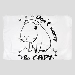 Capybara Sheer Scarf