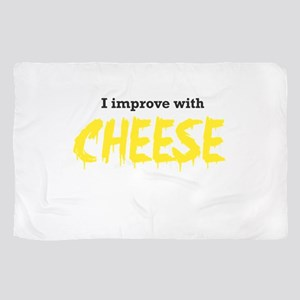 I improve with cheese Scarf