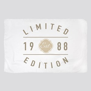 1988 Limited Edition Sheer Scarf