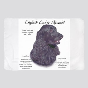English Cocker (black) Sheer Scarf
