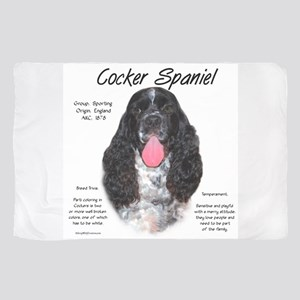 Parti Cocker Spaniel Sheer Scarf