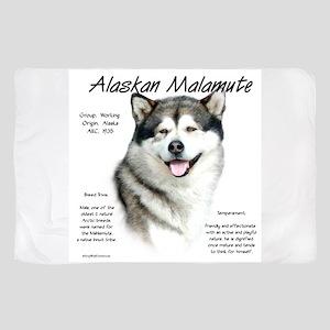 Alaskan Malamute Sheer Scarf