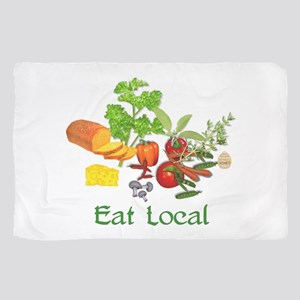 Eat Local Sheer Scarf
