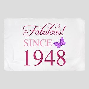 1948 Fabulous Birthday Sheer Scarf