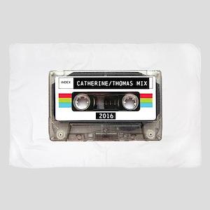 Mixtape CUSTOM label and year Scarf