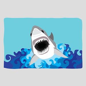 Shark Attack Scarf