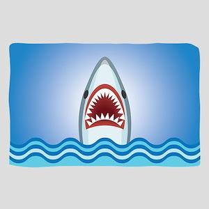 Funny Shark Scarf