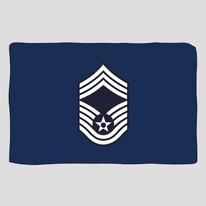 USAF: CMSgt E-9 (Blue) Sheer Scarf