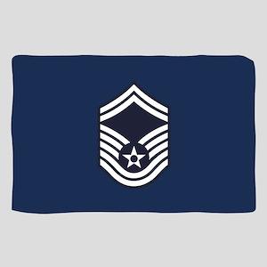 USAF: SMSgt E-8 (Blue) Sheer Scarf