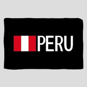 Peru: Peruvian Flag & Peru Scarf