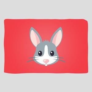 Rabbit Sheer Scarf