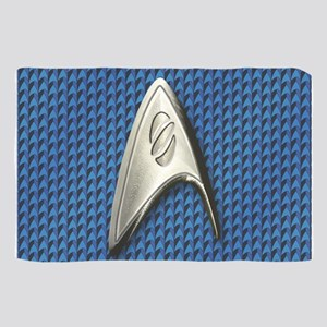 Star Trek Blue Sciences Scarf