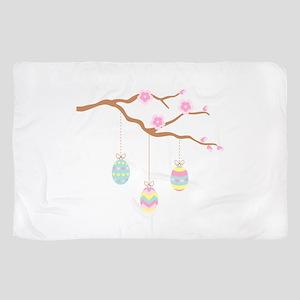 Easter Egg Cherry Blossom Scarf