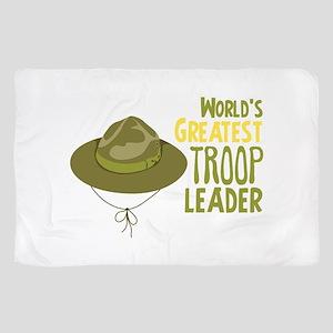 Greatest Troop Leader Scarf