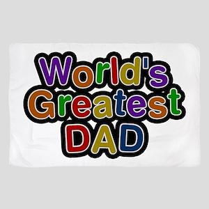 World's Greatest Dad Scarf
