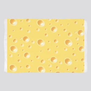 Swiss Cheese texture Scarf