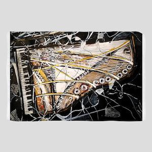 Grand piano Sheer Scarf