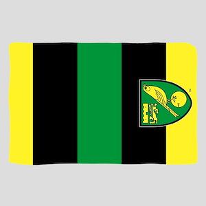 Norwich City Football Club Sheer Scarf