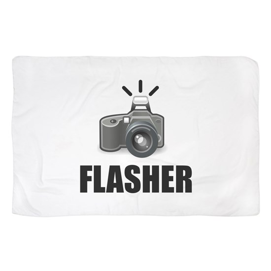 Flasher Camera Photographer