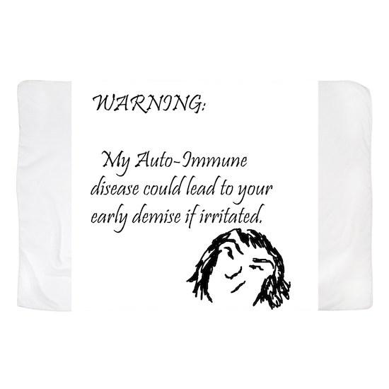 Auto-Immune Disease Warning