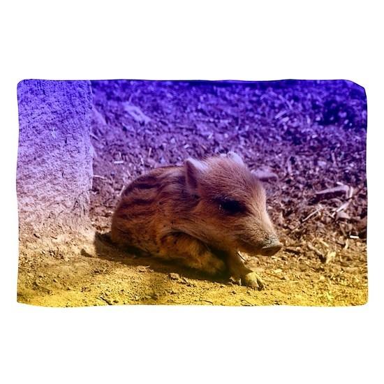 Baby Boar, blue