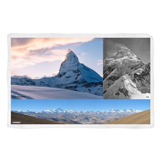 Everest,K2 and Matterhorn Summits