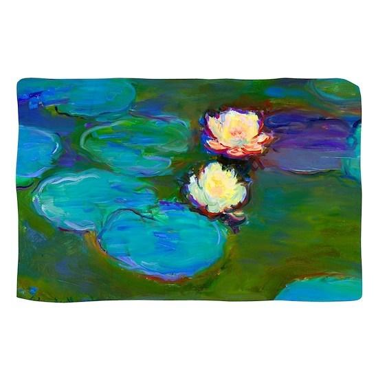 Nympheas Monet Fine Art