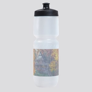 House on the Lake Sports Bottle