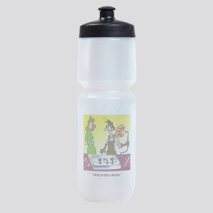 Welding Cartoon 6139 Sports Bottle