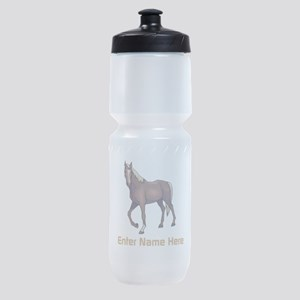 Personalized Horse Sports Bottle