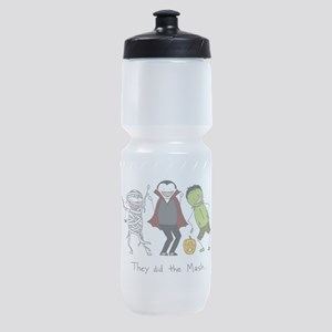 Monster Mash - Halloween Sports Bottle