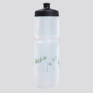 Ski Lift Sports Bottle