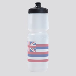 State Flag of Hawaii Sports Bottle