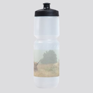 Highlands In The Mist Sports Bottle